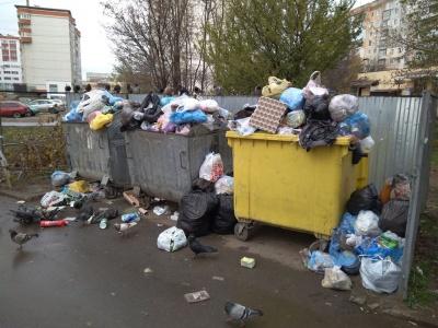 Мусорная блокада: в Черновцах, из-за акции протеста в Садгоре, из отдельных микрорайонов не вывозят отходы