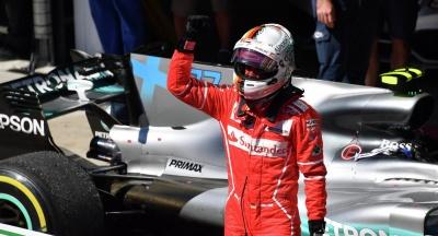 Формула-1: Гран-прі Бразилії виграв Феттель