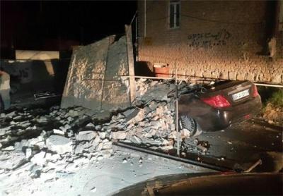 Щонайменше 145 життів забрав землетрус на кордоні Ірану з Іраком
