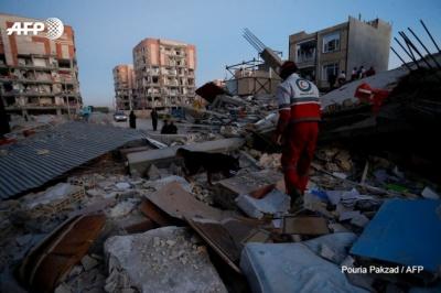 Кількість жертв землетрусу на кордоні Ірану та Іраку сягнула 328 осіб