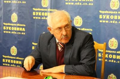 Фищук заявив, що Чернівецька ОДА звернулась до Кабміну з пропозиціями щодо «євроблях»