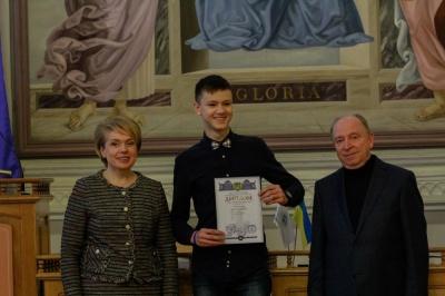 10 чернівчан отримали стипендію Президента