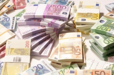 В Італії затримали фальшивомонетників, які надрукували 28 мільйонів євро