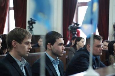 У «Свободі» пояснили, за яких умов виключать з партії депутата Кандибу, якого зловили на хабарі в Чернівцях