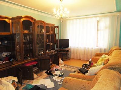 У Чернівцях поліція затримала іноземця, що обікрав квартиру місцевої жительки