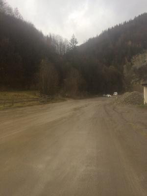 На Буковині почали ремонтувати дорогу до Путили (ФОТО)