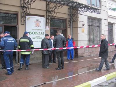Поліція не знайшла вибухівки на залізничному вокзалі Чернівців