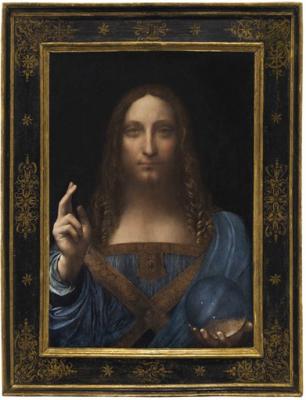 За картину Леонардо да Вінчі заплатили рекордні 450 мільйонів доларів