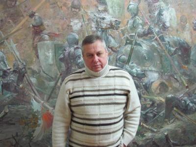 Художник з Чернівців розповів, як Янукович дарував його картину Медведєву