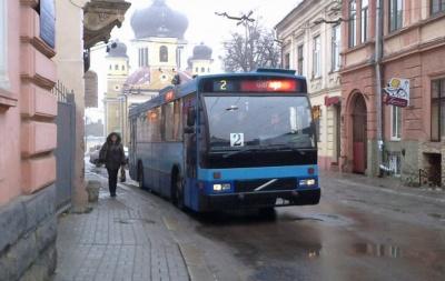 У Чернівцях через приїзд Патріарха Святослава тролейбуси двох маршрутів не ходитимуть
