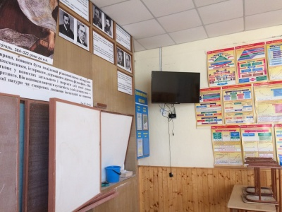 Запущене приміщення гімназії у Вижниці нарешті відремонтували (ФОТО)