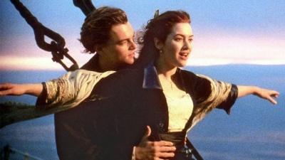 """В сети показали неопубликованную ранее концовку фильма  """"Титаник """": видео"""