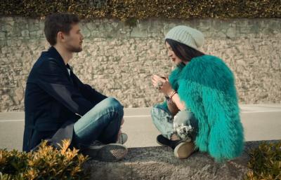 У Чернівцях співачка Марина Тимофійчук презентувала кліп на нову пісню (ВІДЕО)