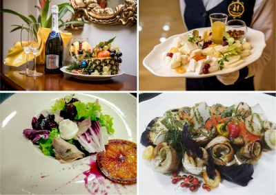 7 ресторанів у Чернівцях, де можна відсвяткувати новорічні корпоративи (на правах реклами)