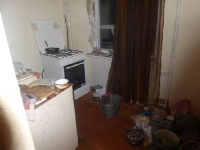 В Киеве женщина почти месяц жила в квартире с телом умершей матери