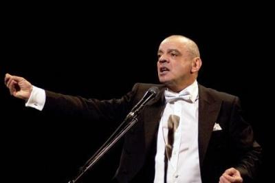 В Одесі активісти зірвали концерт Костянтина Райкіна