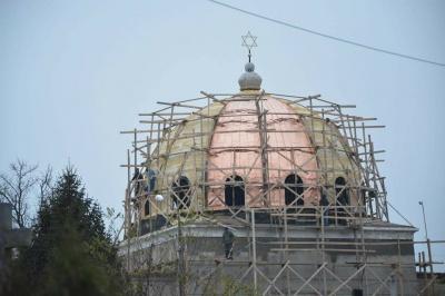 Мер Чернівців закликав робити пожертви на реставрацію Будинку прощання на єврейському кладовищі