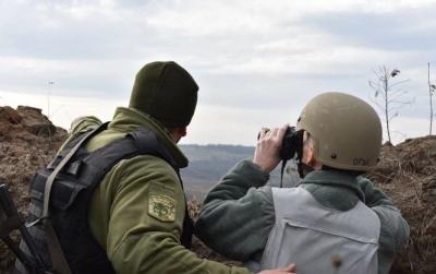 Штаб АТО попередив про можливе загострення на Донбасі найближчої доби