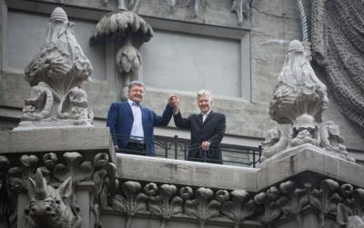 Порошенко запропонував Девіду Лінчу зняти кіно про українських героїв