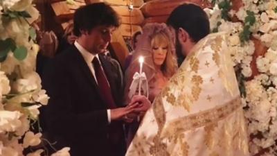 Алла Пугачова та Максим Галкін обвінчались: з'явились фото