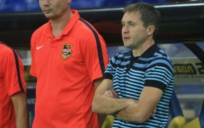 Головний тренер українського клубу назвав свою команду г*вном (ВІДЕО)