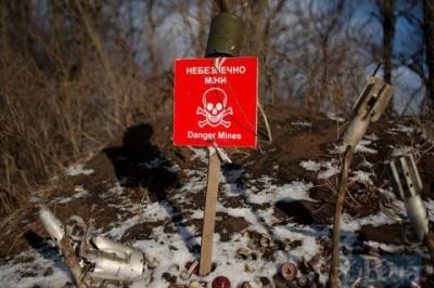 Експерти: Для розмінування Донбасу знадобиться 10-15 років