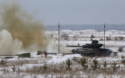 Бойовики застосували проти ЗСУ танки