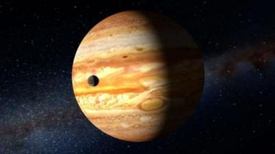 На Юпітері зафіксували потужний шторм: NASA показало дивовижне фото