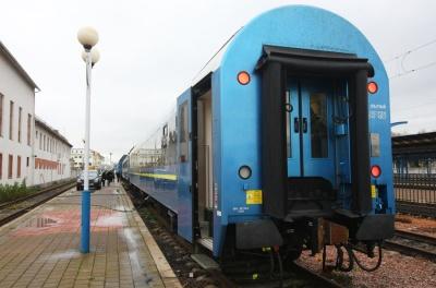 """""""Укрзалізниця"""" презентувала нові вагони для міжнародних потягів"""