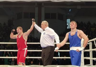 Буковинський боксер став чемпіоном України