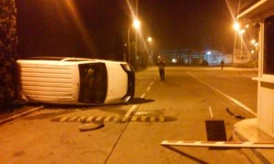 П'яний буковинець на авто намагався прорватися через кордон
