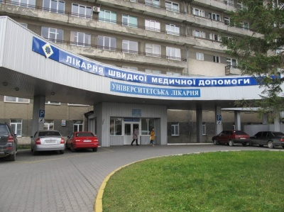 У Чернівцях правоохоронці шукають вибухівку в лікарні на Фастівській: анонім повідомив про можливий вибух