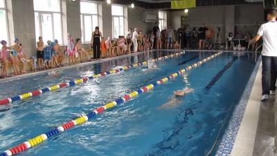 Юні плавці змагалися у чемпіонаті Буковини