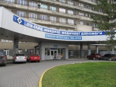 У Чернівцях поліція встановила особу «жартівника», який повідомив про замінування лікарні на Фастівській