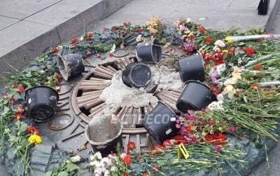 У Києві вирішили встановити камери спостереження біля пам'ятників
