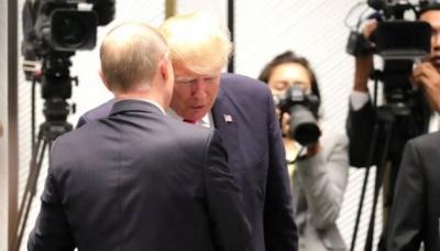 Трамп планує провести телефонну розмову з Путіним