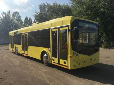 Чернівці не змогли придбати шість нових тролейбусів