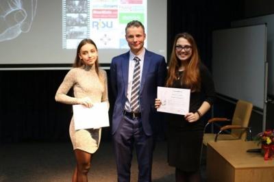 Студентки ЧНУ здобули перемогу на фестивалі документального кіно у Львові