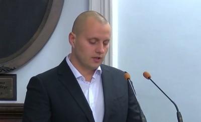 У Чернівецькій міськраді новий депутат склав присягу