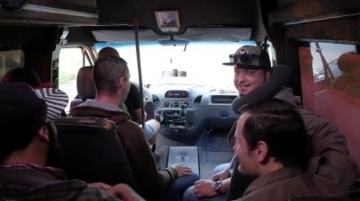 У Чернівцях гурт «Гуцул Каліпсо» презентував першу частину фільму про свою поїздку на гору Томнатик