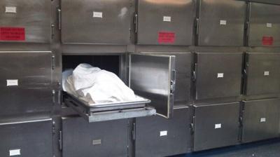 У Росії працівник похоронного бюро викрав тіло з моргу