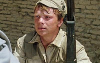 Помер радянський актор з кінокласики «Біле сонце пустелі»