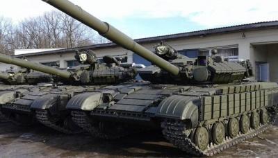 Україна постачатиме до Європи комплектуючі до танків T-72