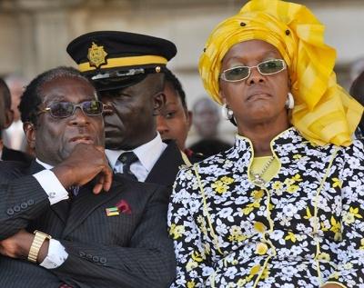 Мугабе домовився про імунітет