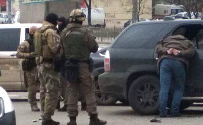 """У Нацполіції розповіли, за що затримали бійця батальону """"Донбас"""""""