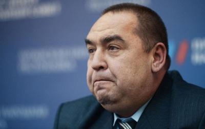 """В """"ЛНР"""" заявили, що Плотницький пішов у відставку"""