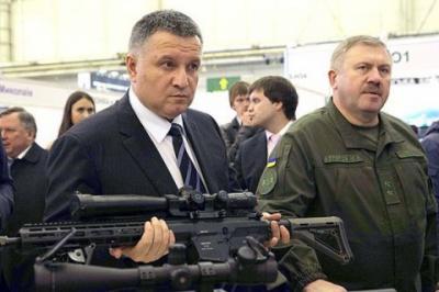 НАБУ порушило справу щодо нагородної зброї виданої чиновниками МВС