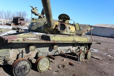 Штаб: На Донецькому напрямку очікуємо на збройні провокації