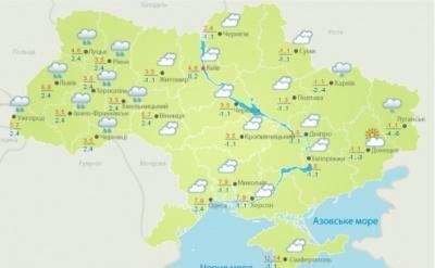 Західні області України попереджають про сильні тумани