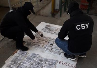 СБУ затримала буковинця при спробі ввезення з ЄС партії наркотиків на півмільйона доларів